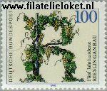 Bundesrepublik BRD 1446#  1990 Verbouw druiven  Postfris