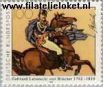 Bundesrepublik BRD 1641#  1992 Blücher Gebhard Leberecht von  Postfris