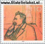 Bundesrepublik BRD 2131#  2000 Nietzsche, Friedrich  Postfris
