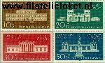 Bundesrepublik BRD 624#627  1970 Olympische Spelen- München  Postfris