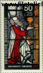 Bundesrepublik BRD 955#  1977 Kerstmis  Postfris