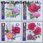 Gibraltar gib 1050#1053  2003 Toetreding E.E.G.  Postfris