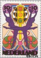 Nederland NL 1047  1974 Cultuur 30+10 cent  Gestempeld