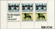 Nederland NL 1083  1975 Gevelstenen  cent  Gestempeld