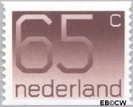 Nederland NL 1116a  1986 Cijfer type 'Crouwel' 65 cent  Gestempeld