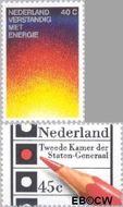 Nederland NL 1128#1129  1977 Diversen  cent  Gestempeld