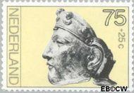 Nederland NL 1136  1977 Archeologische vondsten 75+25 cent  Gestempeld