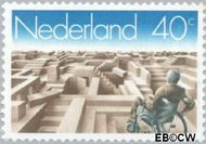 Nederland NL 1143  1977 Arbeidszorgbureau Gehandicapten 40 cent  Postfris