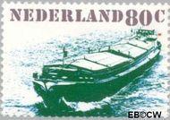Nederland NL 1206  1980 Verkeer en vervoer 80 cent  Gestempeld
