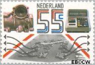 Nederland NL 1229  1981 Export 55 cent  Gestempeld