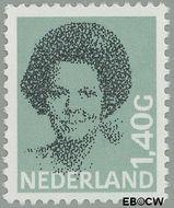 Nederland NL 1243  1982 Koningin Beatrix- Type 'Struycken' 140 cent  Postfris
