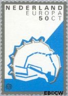 Nederland NL 1271  1982 C.E.P.T.- Historische gebeurtenissen 50 cent  Gestempeld