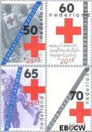 Nederland NL 1289#1292  1983 Rode Kruis- doelstellingen  cent  Postfris