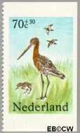 Nederland NL 1305c  1984 Weidevogels 70+30 cent  Gestempeld