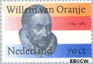 Nederland NL 1312#  1984 Prins Willem van Oranje  cent  Gestempeld