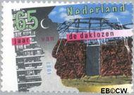 Nederland NL 1368  1987 Internationaal Jaar van de Daklozen 65 cent  Gestempeld