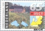 Nederland NL 1469  1991 Boerderijen 65+35 cent  Postfris