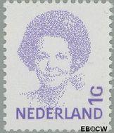 Nederland NL 1491  1992 Koningin Beatrix- Type 'Inversie' 100 cent  Gestempeld