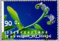 Nederland NL 1603  1994 Natuur en milieu 90 cent  Gestempeld
