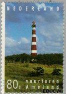 Nederland NL 1621  1994 Vuurtorens 80 cent  Postfris