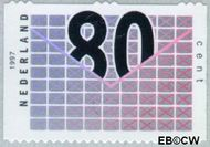 Nederland NL 1707  1997 Zakenpost 80 cent  Postfris