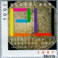 Nederland NL 1726#  1997 Voorzitter E.E.G.  cent  Gestempeld