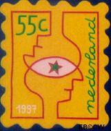 Nederland NL 1740  1997 Kerstgedachten 55 cent  Postfris