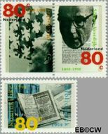 Nederland NL 1770#1772  1998 Cultuur  cent  Postfris