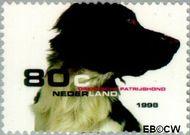 Nederland NL 1780  1998 Huisdieren 80 cent  Gestempeld