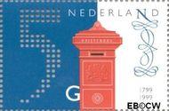 Nederland NL 1841a#  1999 Nationaal Postbedrijf  cent  Gestempeld