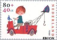 Nederland NL 1852  1999 Schmidt, Annie M.G. 80+40 cent  Postfris
