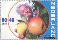 Nederland NL 1892  2000 Ouderen 80+40 cent  Gestempeld