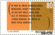 Nederland NL 1965  2001 Tussen twee culturen 80 cent  Gestempeld
