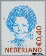 Nederland NL 2038  2002 Koningin Beatrix 40 cent  Gestempeld