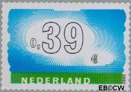 Nederland NL 2061#  2002 Tien voor uw post  cent  Gestempeld