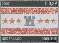 Nederland NL 2066  2002 Provincie- zegel Drenthe 39 cent  Postfris