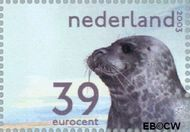 Nederland NL 2170d  2003 Nederlandse Wad 39 cent  Postfris