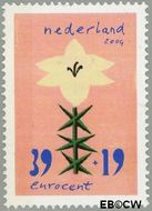 Nederland NL 2254  2004 Bloem en kunst 39+19 cent  Postfris