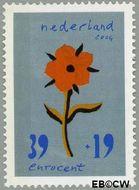 Nederland NL 2256  2004 Bloem en kunst 39+19 cent  Gestempeld
