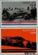 Nederland NL 2258#2259  2004 Jeugdfilatelie- Spyker  cent  Postfris