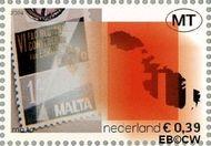 Nederland NL 2264  2004 Uitbreiding E.U. 39 cent  Gestempeld