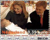Nederland NL 2278  2004 Koninklijke Familie (III) 39 cent  Gestempeld