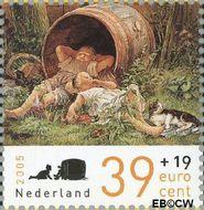 Nederland NL 2338a  2005 Ot en Sien 39+19 cent  Gestempeld