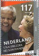 Nederland NL 2342c  2005 Regeringsjubileum Koningin Beatrix 117 cent  Gestempeld