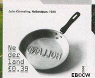 Nederland NL 2401  2006 10 voor Nederland 39 cent  Gestempeld