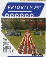Nederland NL 2405  2006 5 voor Europa 69 cent  Gestempeld