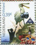 Nederland NL 2419a#  2006 Mooi Nederland- Vlieland  cent  Gestempeld