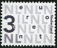 Nederland NL 2466  2006 Bijplakzegels 3 cent  Postfris