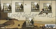 Nederland NL 2495  2007 Mooi Nederland- Vlissingen  cent  Gestempeld