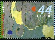 Nederland NL 2510  2007 Bomen in de zomer 44 cent  Gestempeld